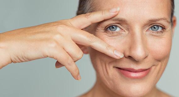 Blepharoplasty eyelid surgery delhi