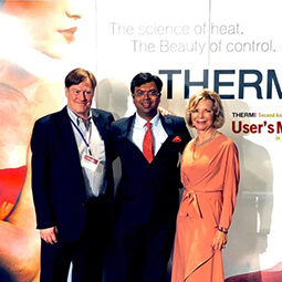 Representing India at Thermi Annual meeting at Bangkok 2018 - Dr Rajat Gupta