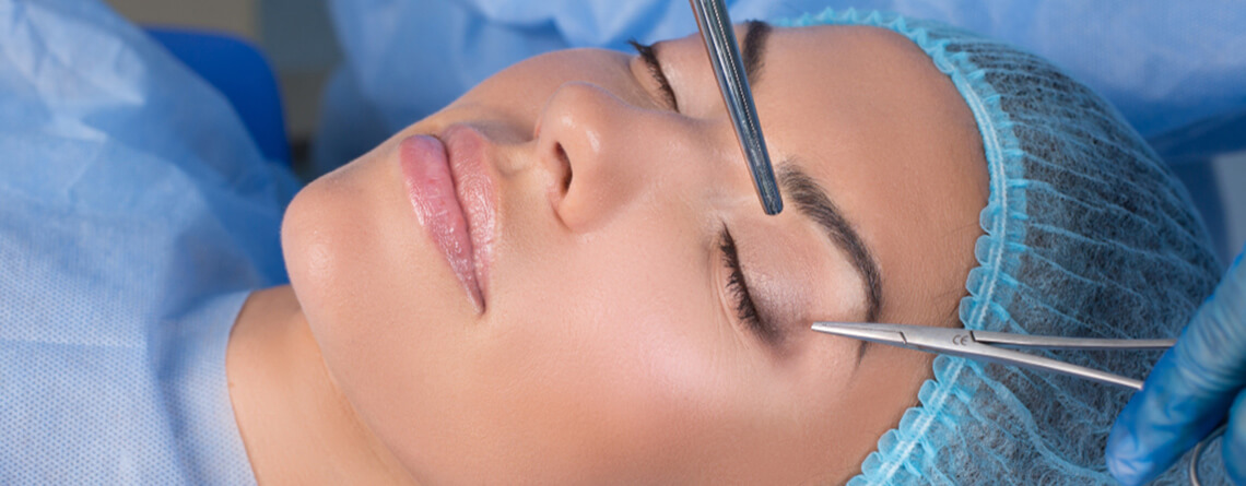 Blepharoplasty Surgery in Delhi